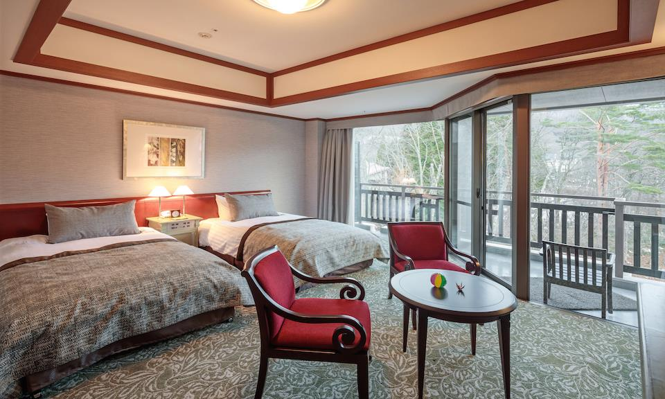 Tokyu Hotel Hakuba Accommodation 9