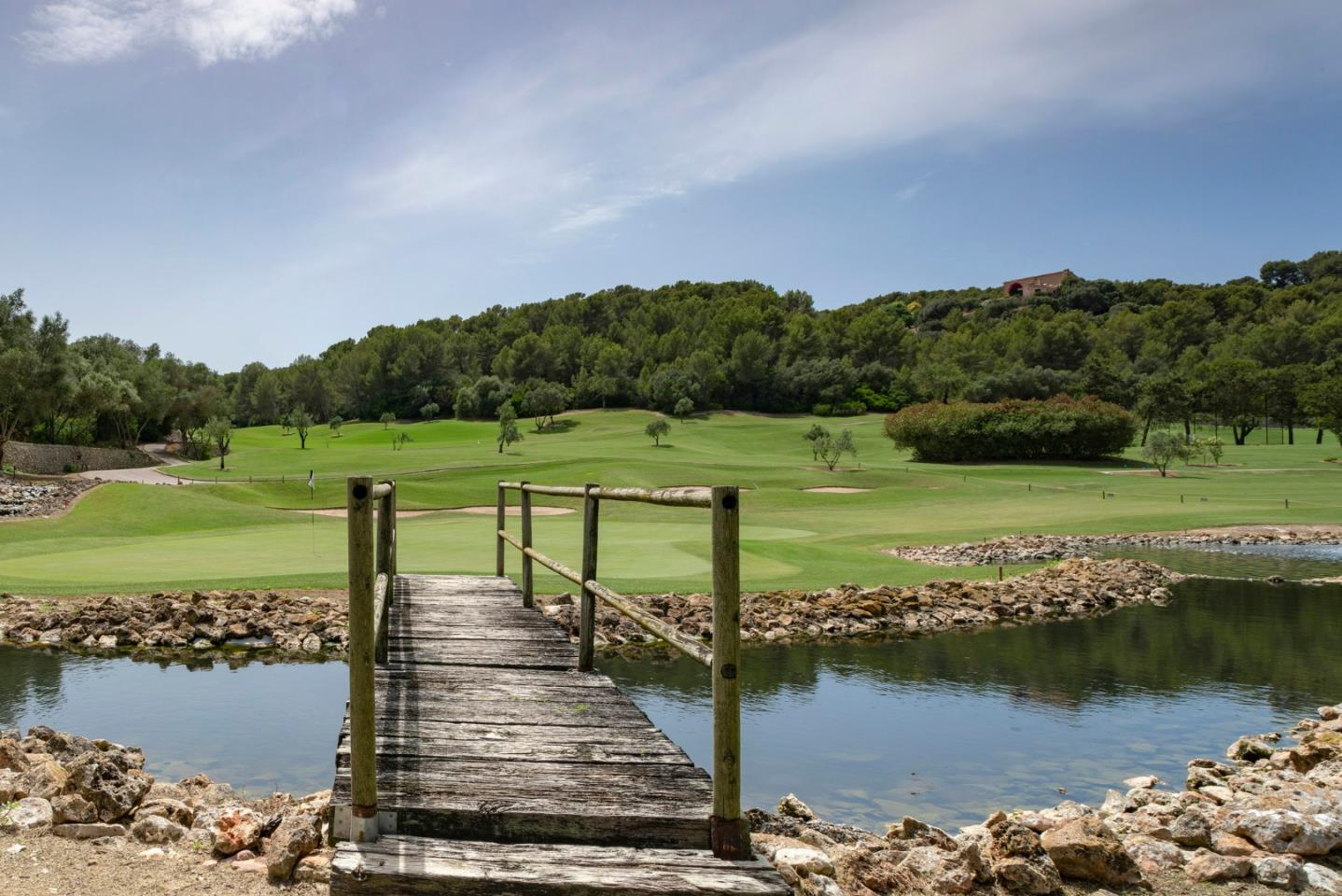 Arabella Golf (5* Castillo Hotel Son Vida) - 7 Nights & 5 Rounds