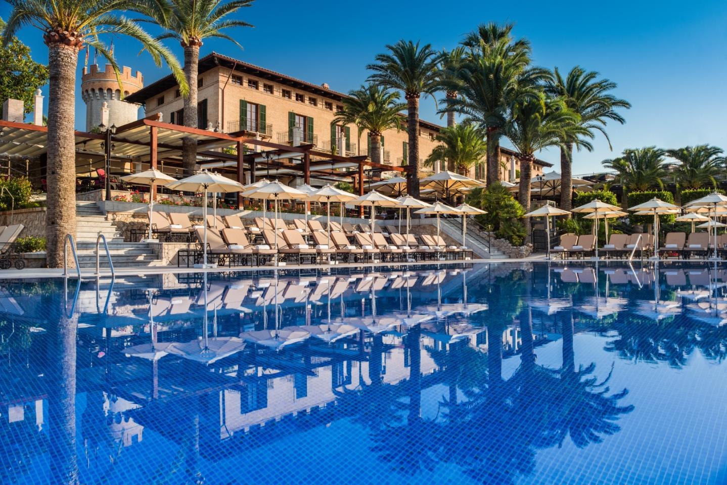 Arabella Golf (5* Castillo Hotel Son Vida) - 3 Nights & Unlimited Golf