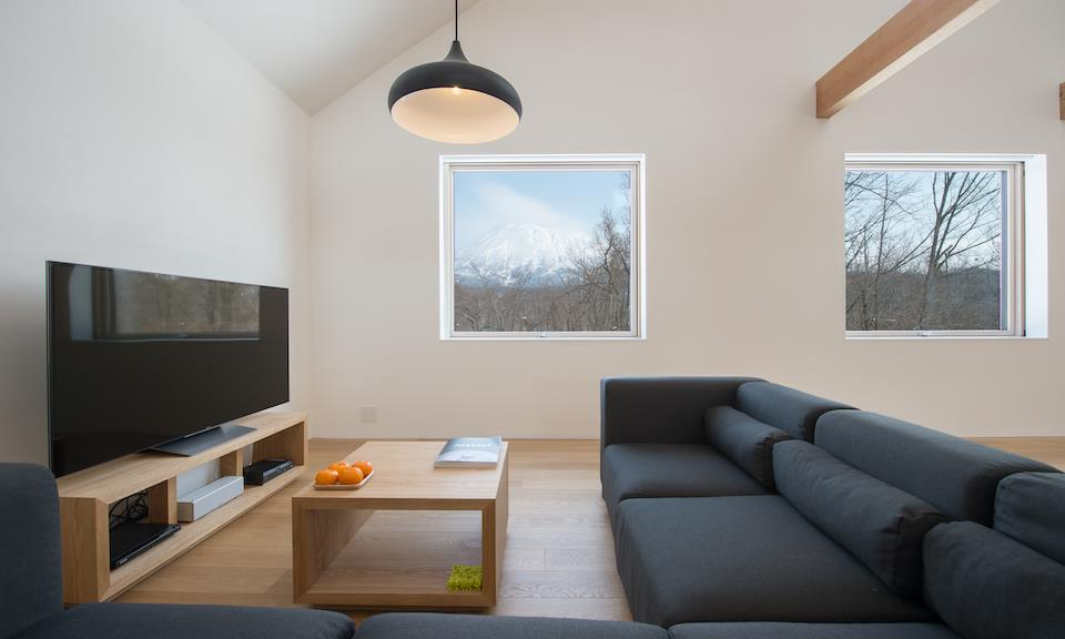 Niseko Accommodation Chalets at Country Resort 8: Miyama