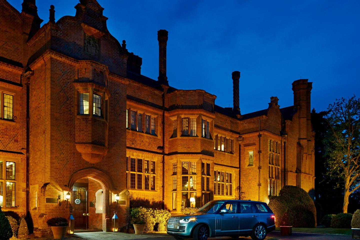 Hanbury Manor Marriott Hotel & Country Club 5*