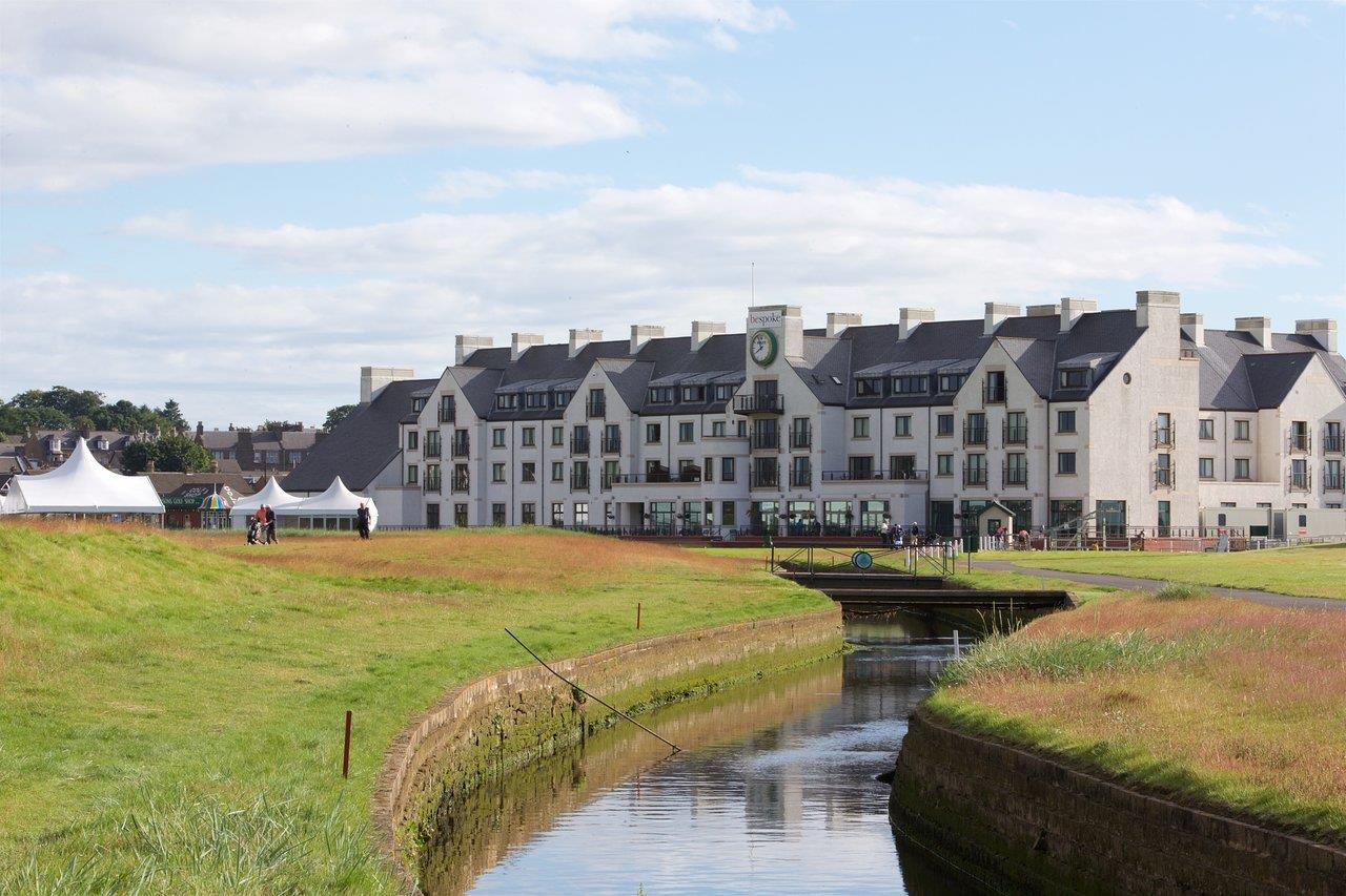 Carnoustie Golf Hotel & Spa - 1 Night Bed & Breakfast, 2 Rounds (Including The Championship Course)