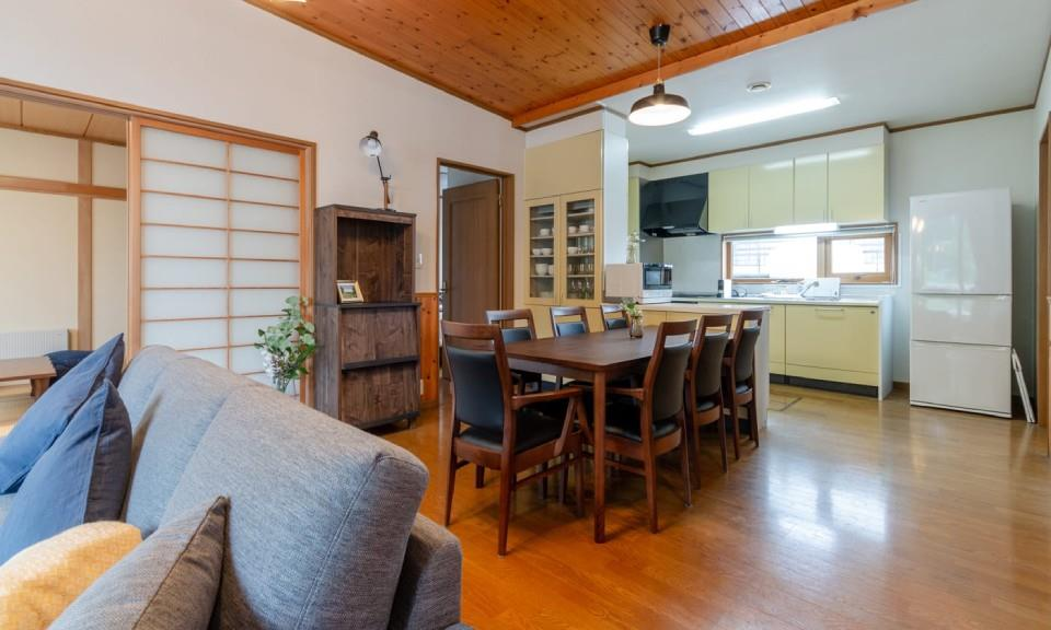 Furano Accommodation HT House 2