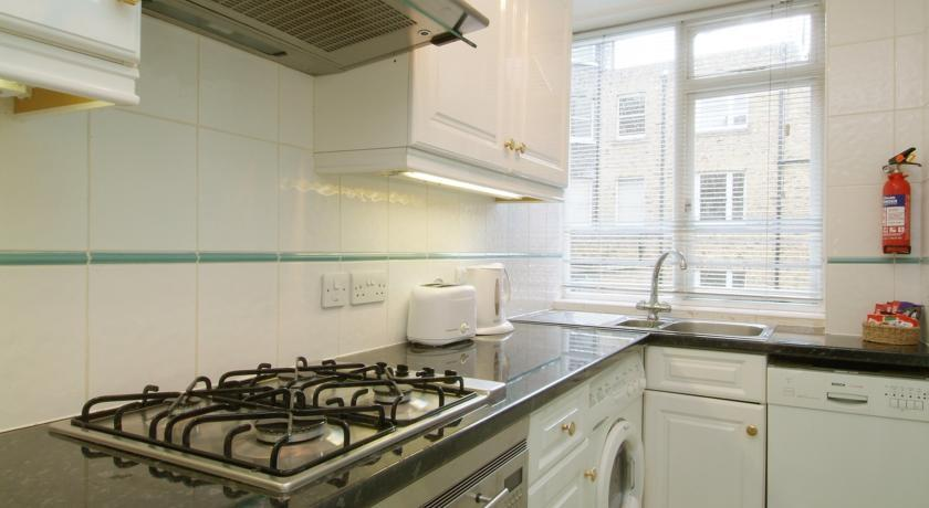 44 Curzon Street Kitchen