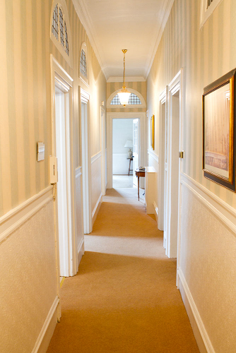 No.1 The Mansions Hallway