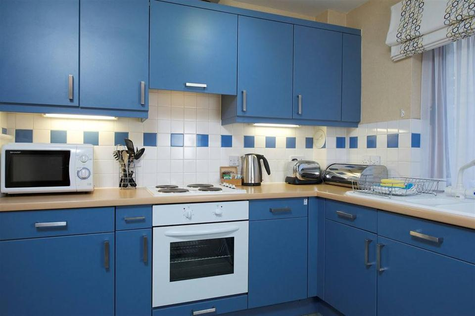 The Knight Residence Kitchen