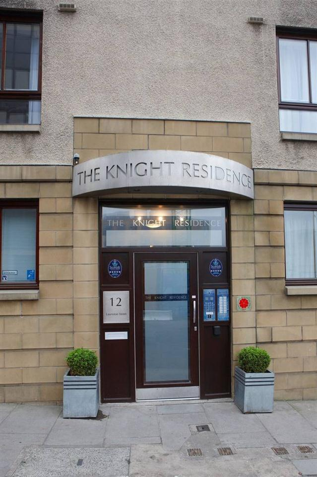 The Knight Residence Entrance