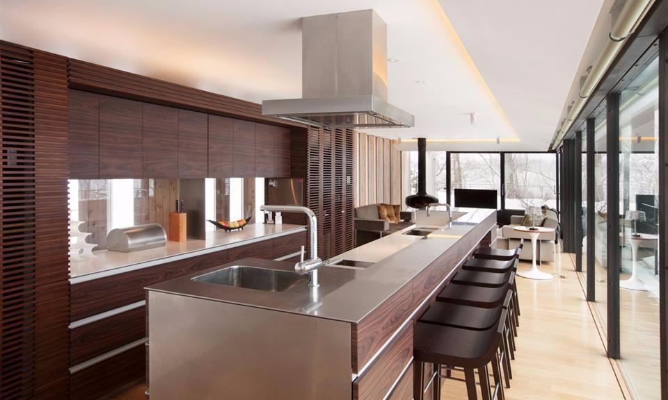 Niseko Accommodation Glasshouse 6