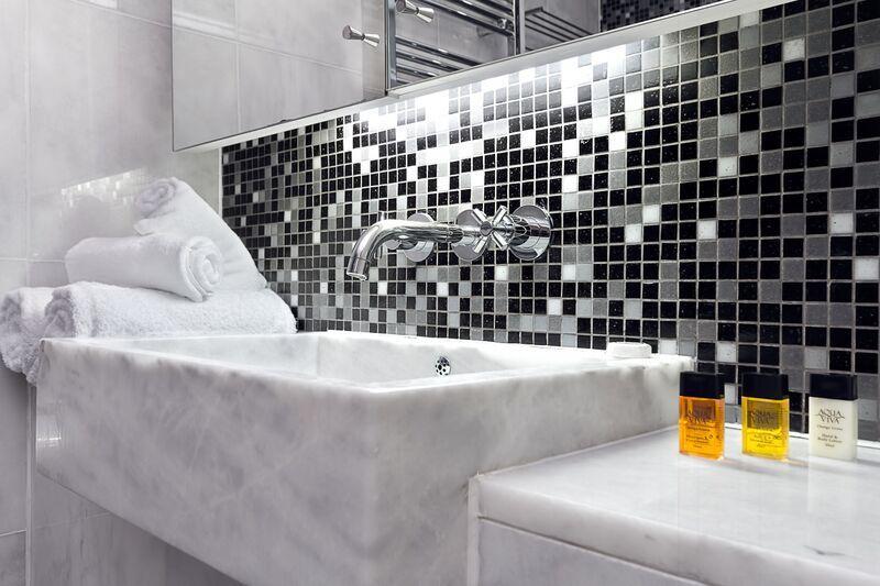 Ability Place - Marble Bathroom