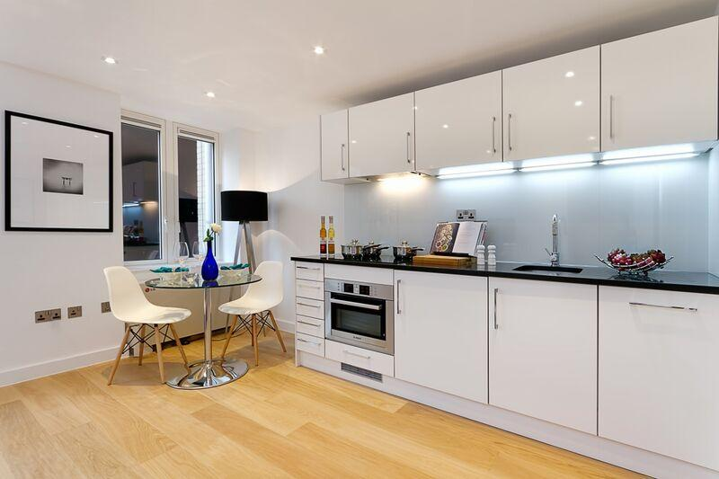 Fetter Lane - Kitchen and Dining Area