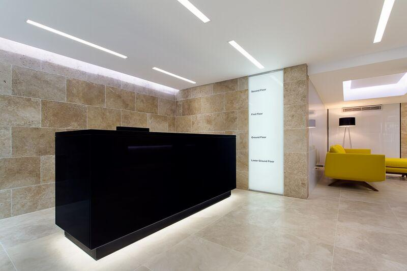 Fetter Lane - Reception