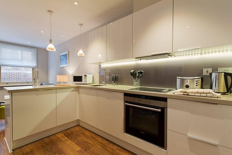 Lovat Lane - Kitchen