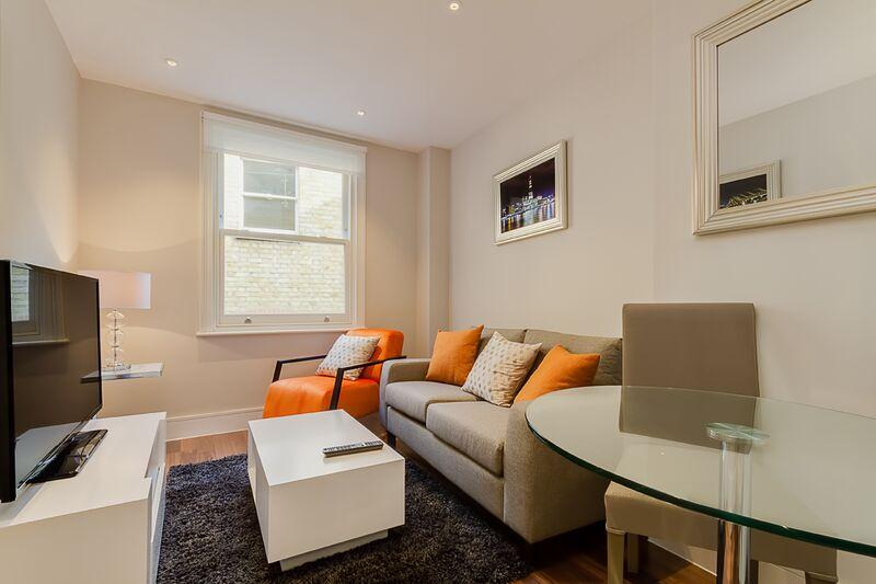 Lovat Lane - Living Area