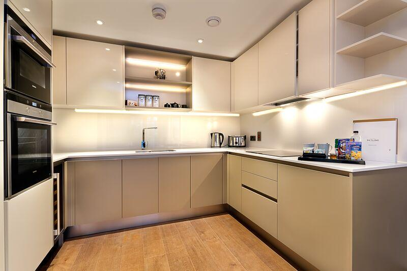 St Dunstan's Court -  Kitchen