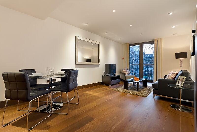 St Dunstan's Court -  Living and Dining Area