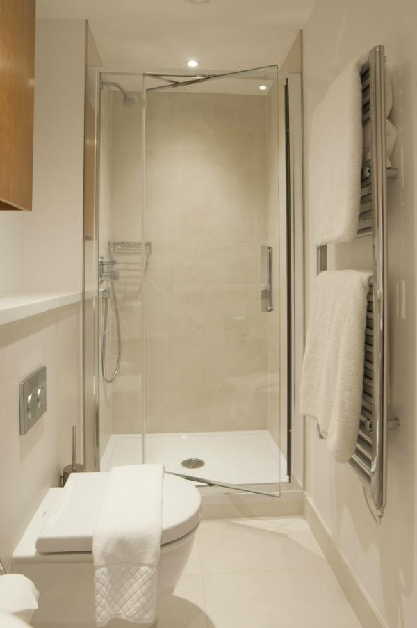 Tower Hill Open Premium Studio Apartment - Bathroom