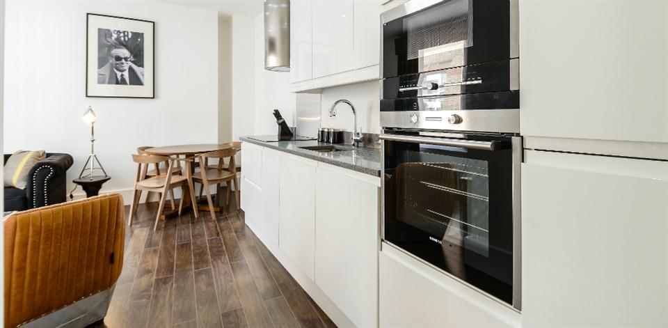 Ludgate Square - Kitchen