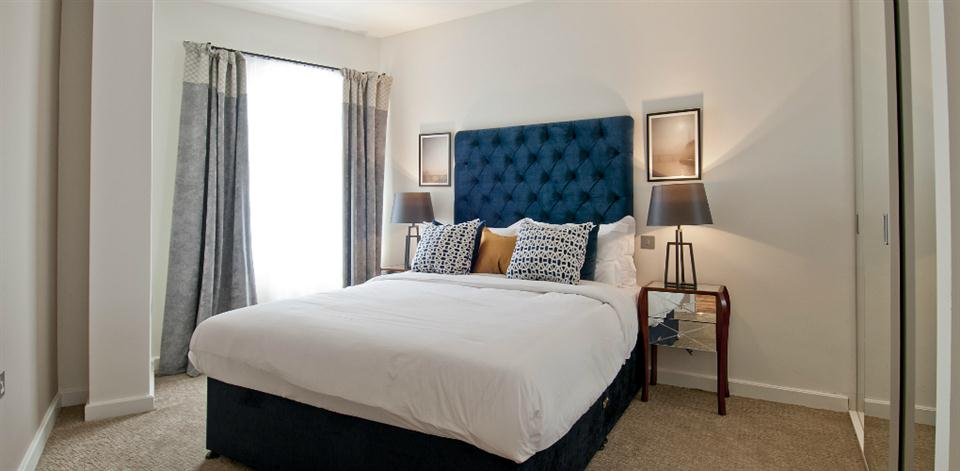 Monument - Bedroom