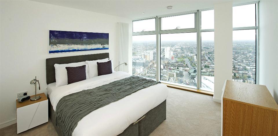 Pioneer Point - Bedroom
