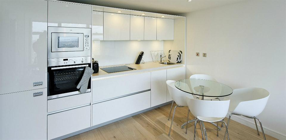 Pioneer Point - Kitchen and Dining Area