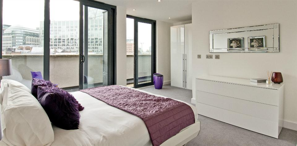 Shoreditch - Bedroom