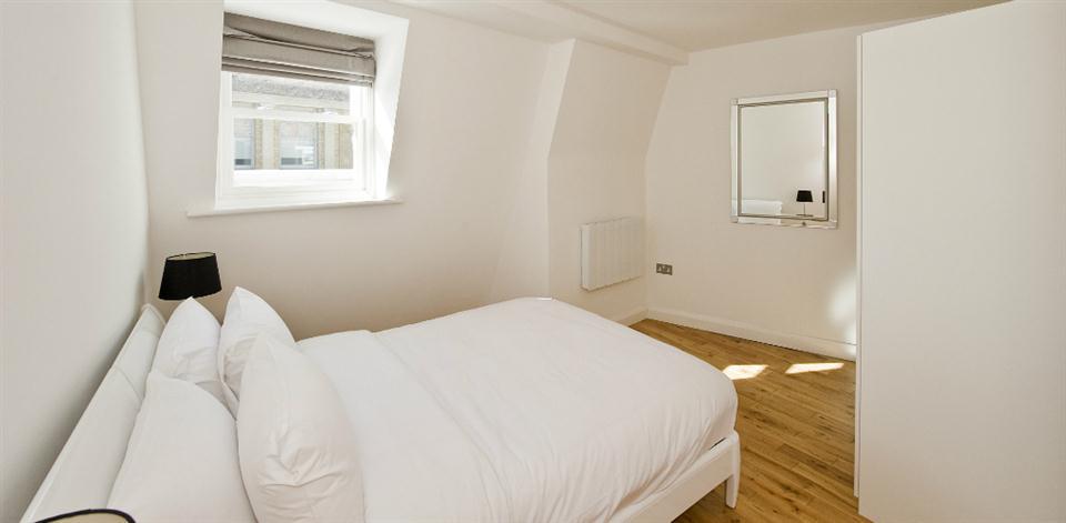 Southwark - Bedroom