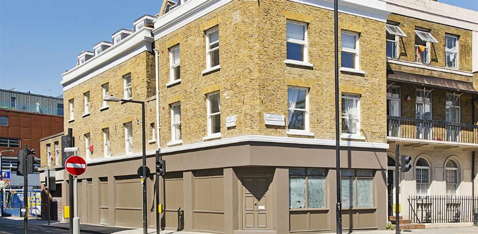 Southwark - Exterior