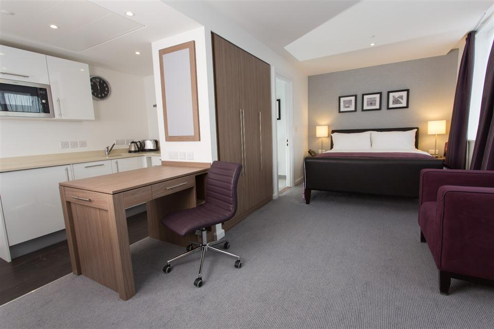 Staybridge Suites Birmingham - Studio Apartment