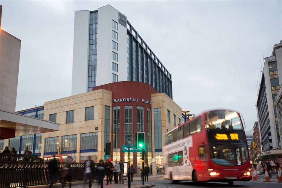 Staybridge Suites Birmingham - Exterior