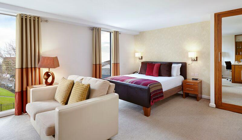 Staybridge Suites Newcastle - Bedroom