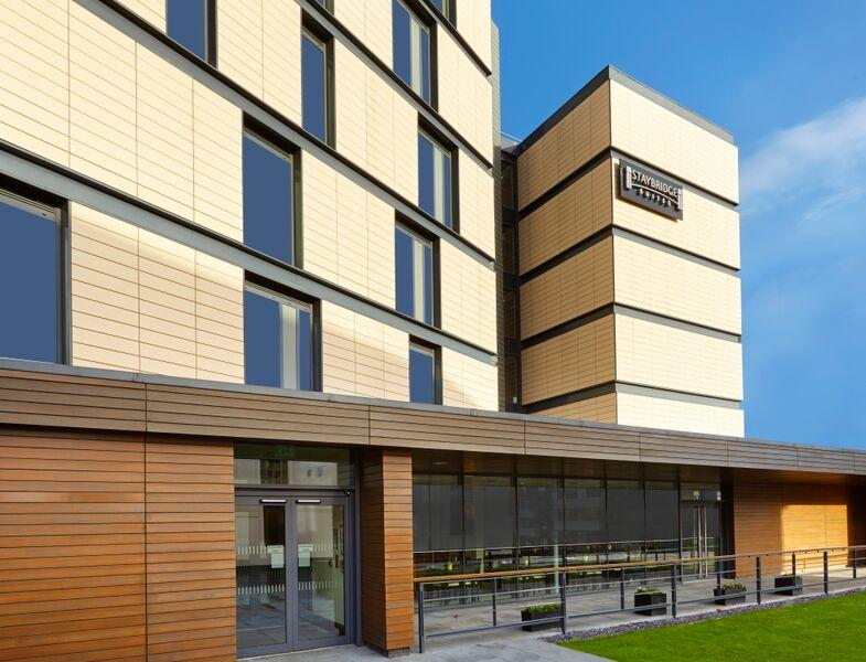 Staybridge Suites Newcastle - Exterior
