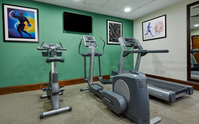 Staybridge Suites Newcastle - Gym
