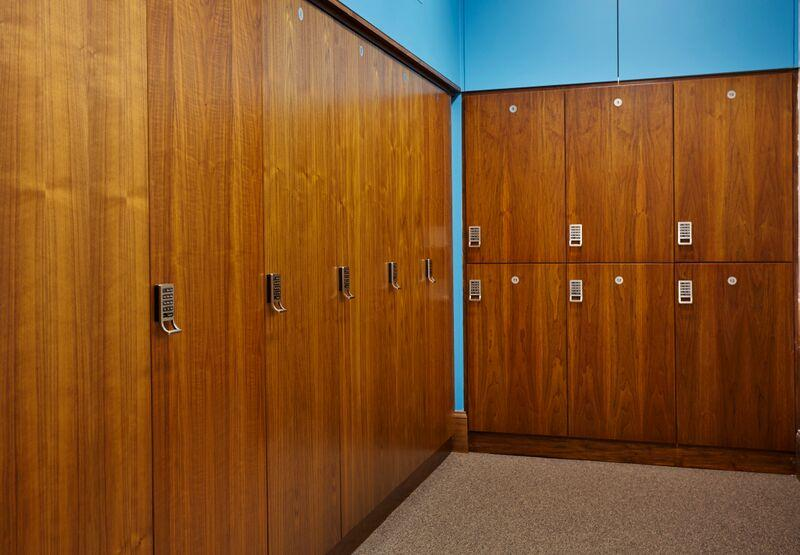 Staybridge Suites Newcastle - Locker Room