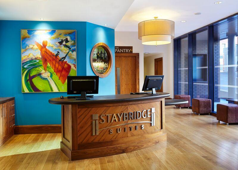 Staybridge Suites Newcastle - Reception