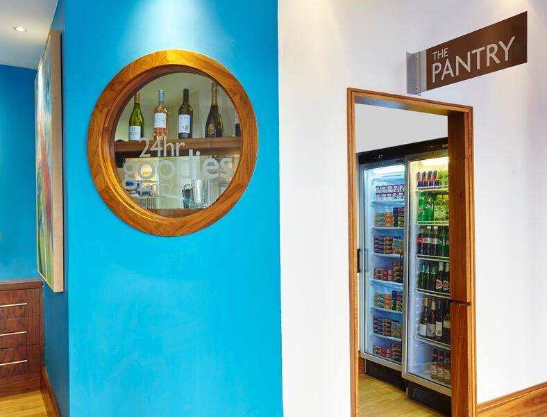Staybridge Suites Newcastle - The Pantry