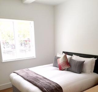 West Kensington - Bedroom