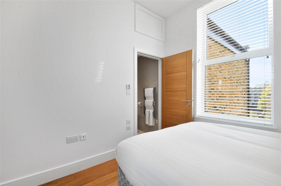 West Kensington - Bedroom