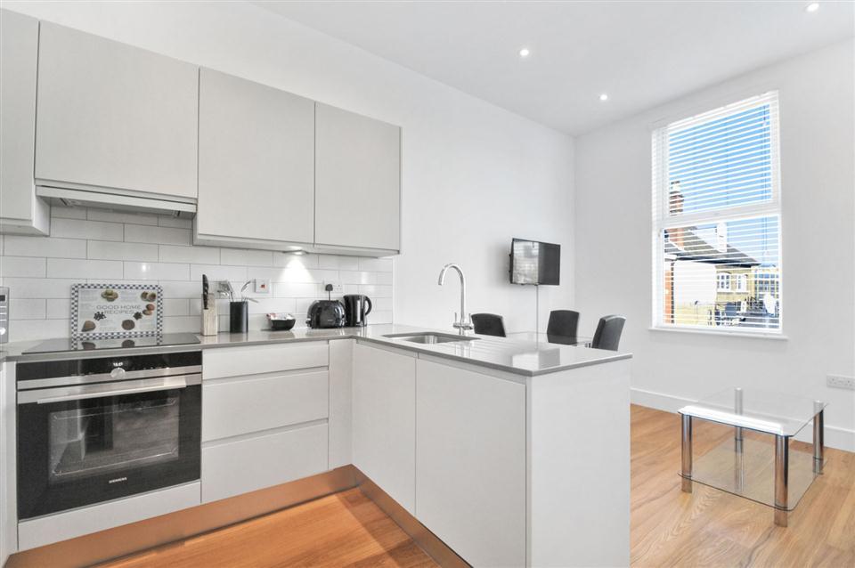 West Kensington - Kitchen
