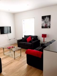 West Kensington - Living Room