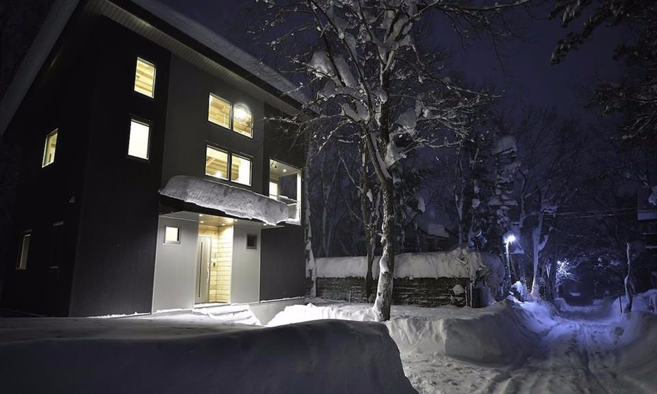 Hakuba Accommodation Bluebird Chalets 1