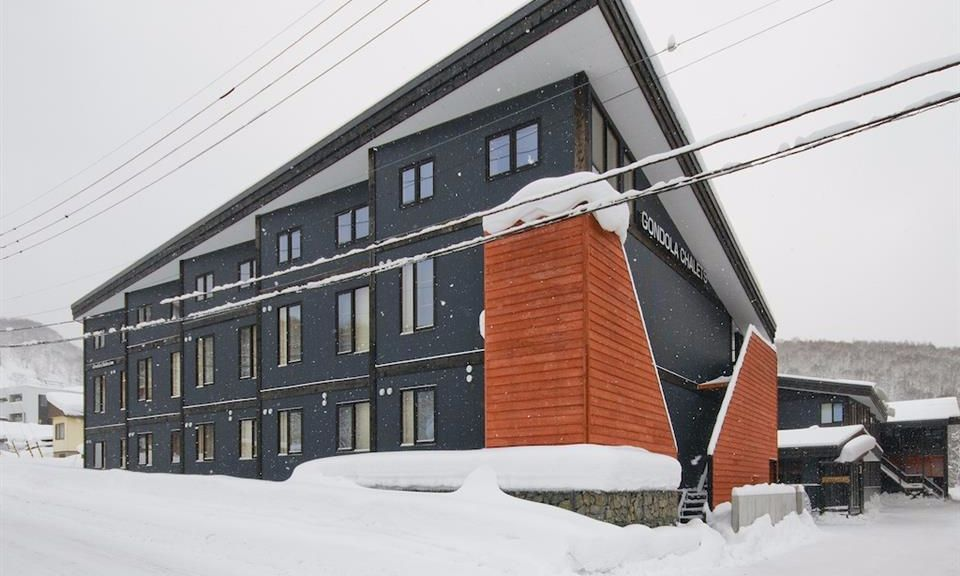 Niseko Accommodation Gondola Chalet 1
