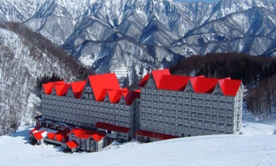 Hakuba Cortina Hotel Green Plaza 1