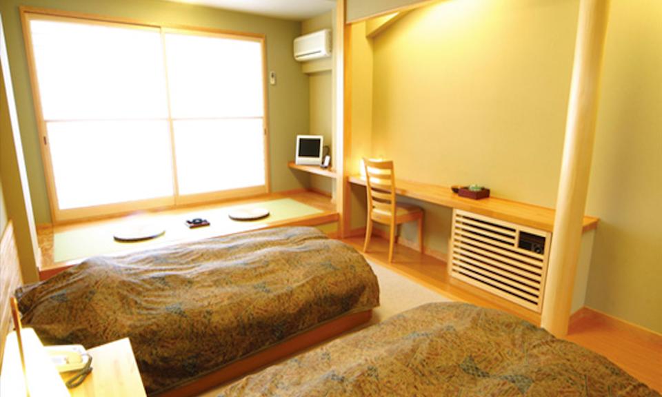 Hakuba Hotel Taigakukan 3