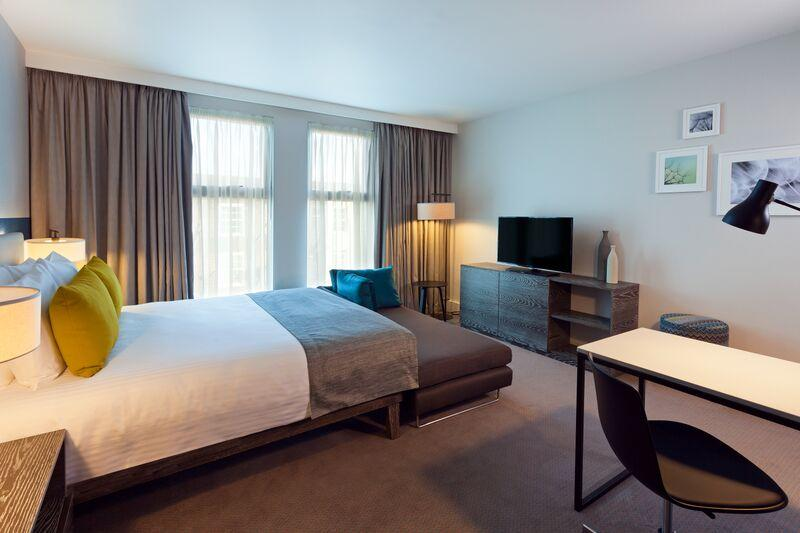 Staybridge Suites London Vauxhall - Bedroom