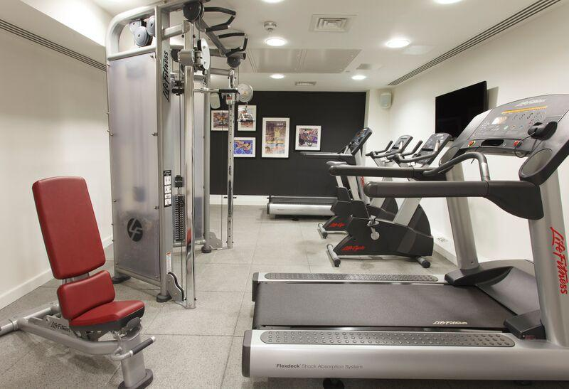 Staybridge Suites London Vauxhall - Gym