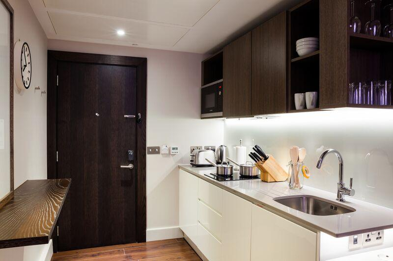 Staybridge Suites London Vauxhall - Kitchen