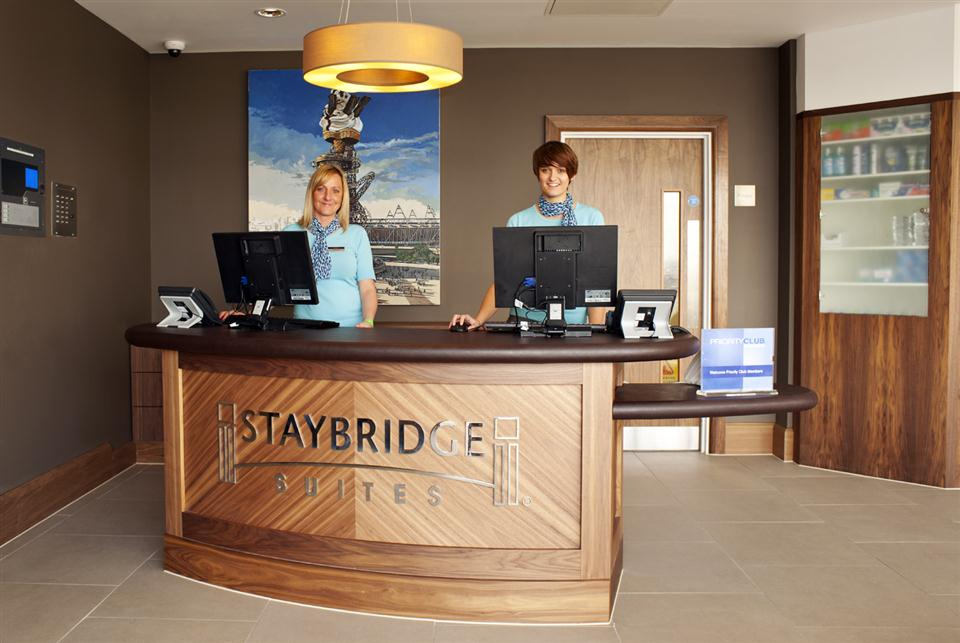 Staybridge Suites London Stratford - 24 Hour Reception