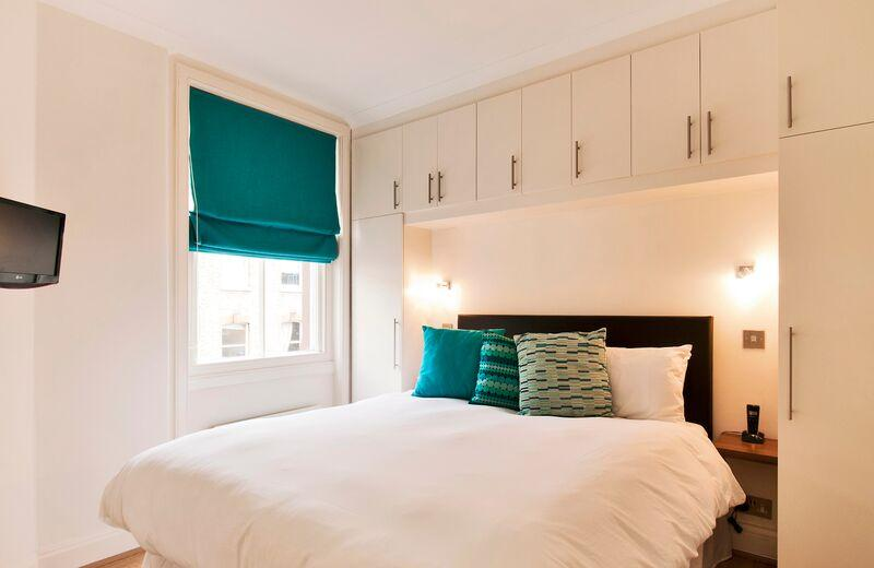 Chiltern Street Executive One Bedroom Apartment - Bedroom