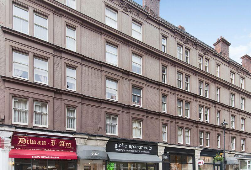 Chiltern Street Executive One Bedroom Apartment - Exterior