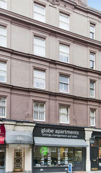 Chiltern Street Executive One Bedroom Apartment - Street View